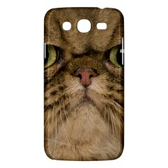 Cute Persian Catface In Closeup Samsung Galaxy Mega 5 8 I9152 Hardshell Case