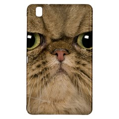 Cute Persian Catface In Closeup Samsung Galaxy Tab Pro 8 4 Hardshell Case