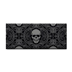 Dark Horror Skulls Pattern Cosmetic Storage Cases