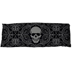Dark Horror Skulls Pattern Body Pillow Case Dakimakura (two Sides)