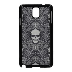 Dark Horror Skulls Pattern Samsung Galaxy Note 3 Neo Hardshell Case (black)