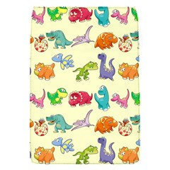 Group Of Funny Dinosaurs Graphic Flap Covers (s)