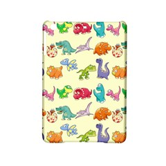 Group Of Funny Dinosaurs Graphic Ipad Mini 2 Hardshell Cases