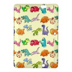 Group Of Funny Dinosaurs Graphic Kindle Fire Hdx 8 9  Hardshell Case by BangZart