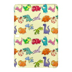 Group Of Funny Dinosaurs Graphic Samsung Galaxy Tab Pro 12 2 Hardshell Case by BangZart