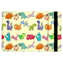 Group Of Funny Dinosaurs Graphic Ipad Air Flip by BangZart