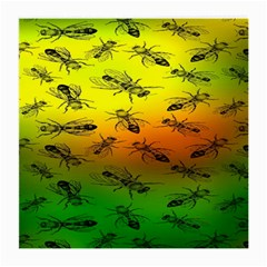 Insect Pattern Medium Glasses Cloth (2 Side)