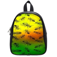 Insect Pattern School Bags (small)