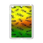 Insect Pattern iPad Mini 2 Enamel Coated Cases Front