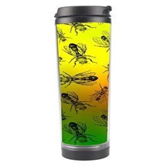 Insect Pattern Travel Tumbler