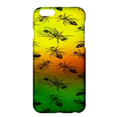 Insect Pattern Apple Iphone 6 Plus/6s Plus Hardshell Case