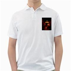 Dragon Legend Art Fire Digital Fantasy Golf Shirts