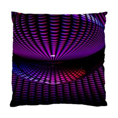 Glass Ball Texture Abstract Standard Cushion Case (two Sides)