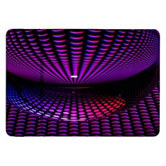 Glass Ball Texture Abstract Samsung Galaxy Tab 8 9  P7300 Flip Case