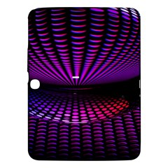 Glass Ball Texture Abstract Samsung Galaxy Tab 3 (10 1 ) P5200 Hardshell Case