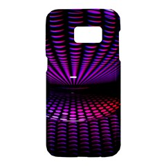Glass Ball Texture Abstract Samsung Galaxy S7 Hardshell Case  by BangZart