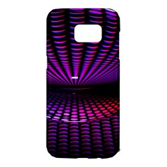 Glass Ball Texture Abstract Samsung Galaxy S7 Edge Hardshell Case by BangZart