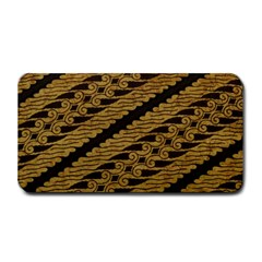 Traditional Art Indonesian Batik Medium Bar Mats