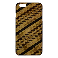 Traditional Art Indonesian Batik Iphone 6 Plus/6s Plus Tpu Case