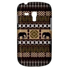 Elephant African Vector Pattern Galaxy S3 Mini