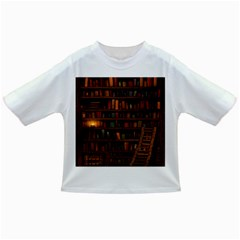 Books Library Infant/toddler T Shirts
