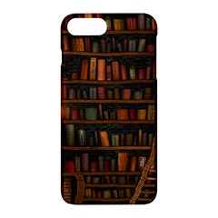 Books Library Apple Iphone 7 Plus Hardshell Case