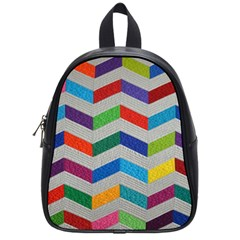 Charming Chevrons Quilt School Bags (small)