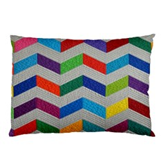 Charming Chevrons Quilt Pillow Case (two Sides)