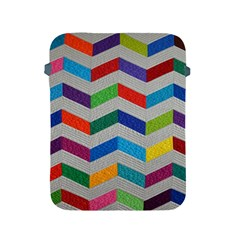 Charming Chevrons Quilt Apple Ipad 2/3/4 Protective Soft Cases