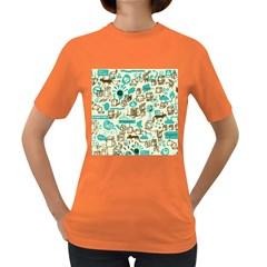 Telegramme Women s Dark T Shirt