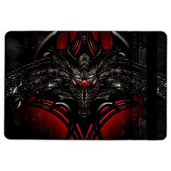 Black Dragon Grunge Ipad Air 2 Flip by BangZart