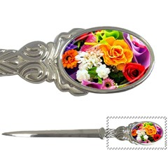 Colorful Flowers Letter Openers