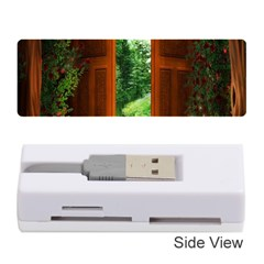 Beautiful World Entry Door Fantasy Memory Card Reader (stick)