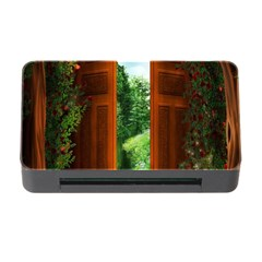 Beautiful World Entry Door Fantasy Memory Card Reader With Cf