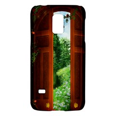 Beautiful World Entry Door Fantasy Galaxy S5 Mini
