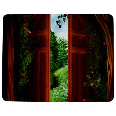 Beautiful World Entry Door Fantasy Jigsaw Puzzle Photo Stand (rectangular)