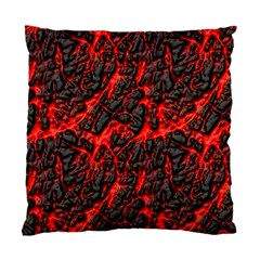 Volcanic Textures  Standard Cushion Case (one Side)