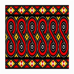 Toraja Traditional Art Pattern Medium Glasses Cloth (2 Side)