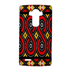 Toraja Traditional Art Pattern Lg G4 Hardshell Case