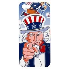 Independence Day United States Of America Apple Iphone 5 Hardshell Case
