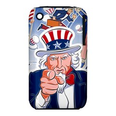 Independence Day United States Of America Iphone 3s/3gs by BangZart