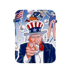 Independence Day United States Of America Apple Ipad 2/3/4 Protective Soft Cases