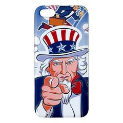 Independence Day United States Of America Iphone 5s/ Se Premium Hardshell Case
