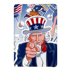 Independence Day United States Of America Samsung Galaxy Tab Pro 12 2 Hardshell Case by BangZart
