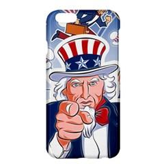 Independence Day United States Of America Apple Iphone 6 Plus/6s Plus Hardshell Case