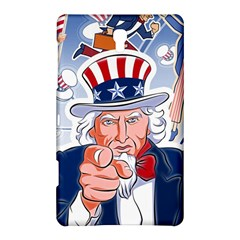 Independence Day United States Of America Samsung Galaxy Tab S (8 4 ) Hardshell Case  by BangZart
