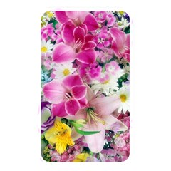 Colorful Flowers Patterns Memory Card Reader