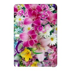 Colorful Flowers Patterns Samsung Galaxy Tab Pro 10 1 Hardshell Case
