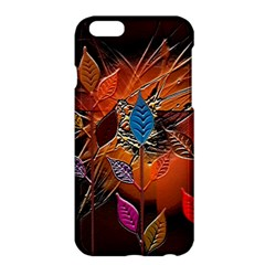 Colorful Leaves Apple Iphone 6 Plus/6s Plus Hardshell Case by BangZart