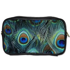Feathers Art Peacock Sheets Patterns Toiletries Bags